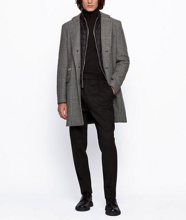 Nido2 Check Coat picture 4