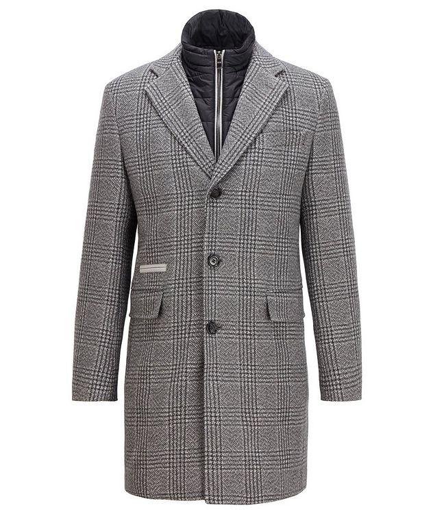 Nido2 Check Coat picture 1