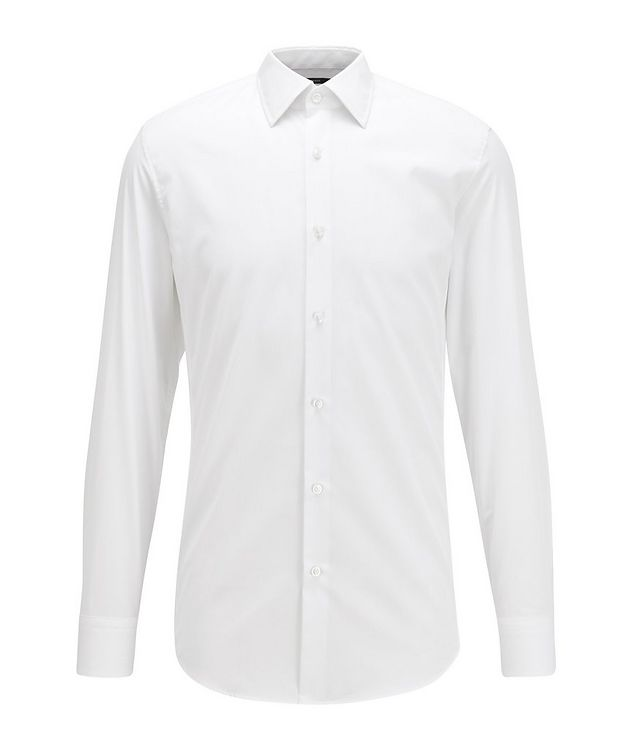 Slim Fit Cotton Shirt picture 1