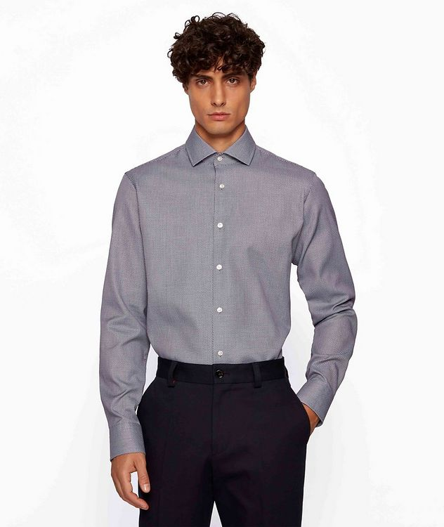 Gordon Contemporary Fit Dress Shirt picture 2