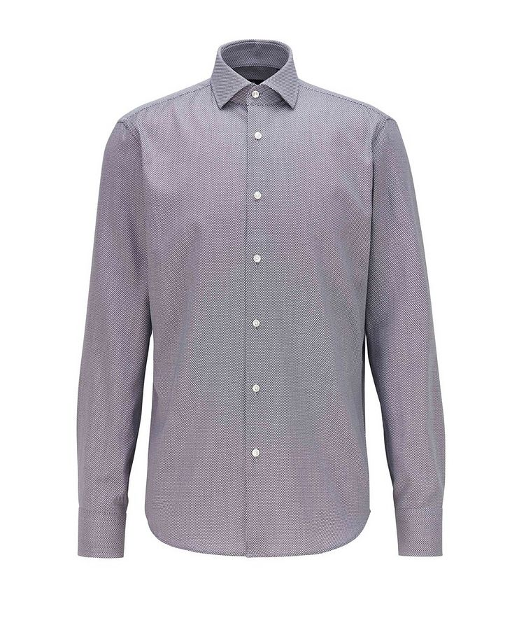 Gordon Contemporary Fit Dress Shirt image 0