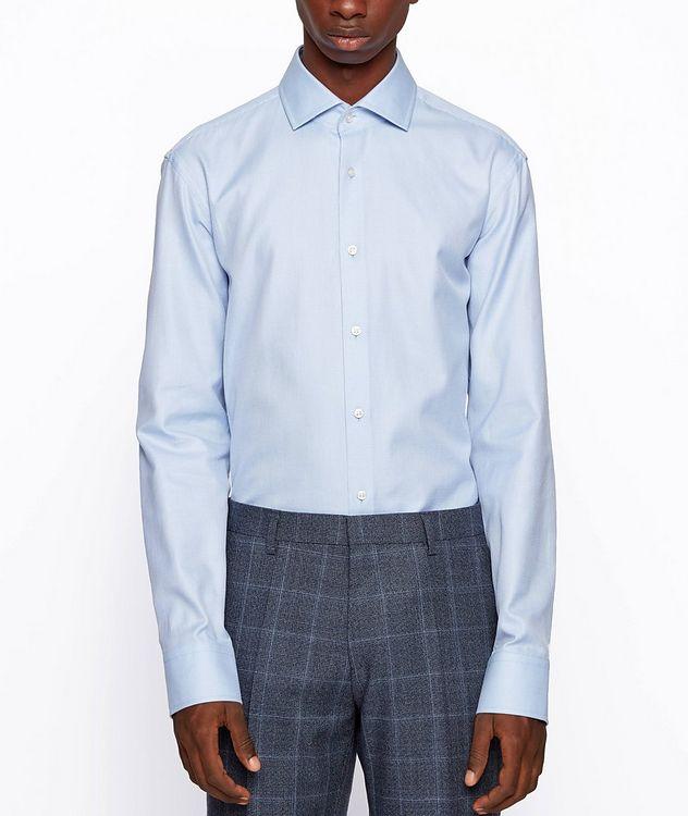 Contemporary Fit Cotton Shirt picture 2