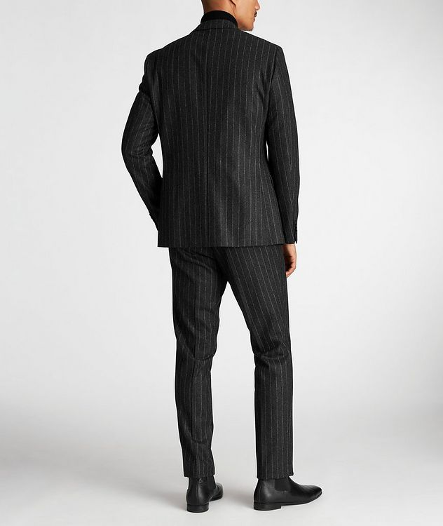 Sean/Upton Double-Breasted Pinstriped Suit picture 3