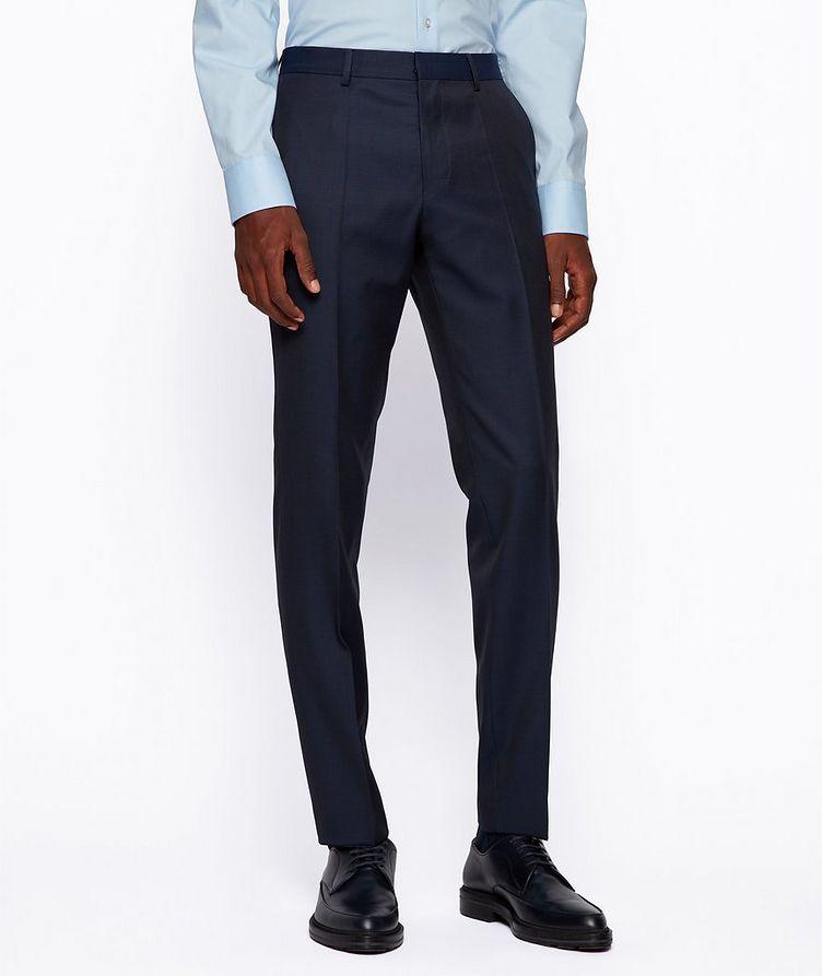 Genius5 Wool Dress Pants image 1