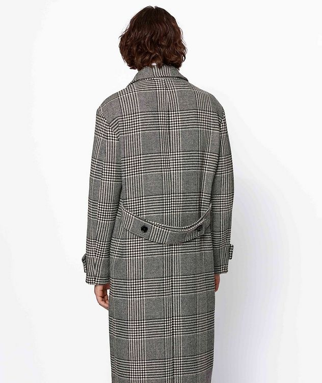 Godeon Double-breasted Wool Coat picture 3