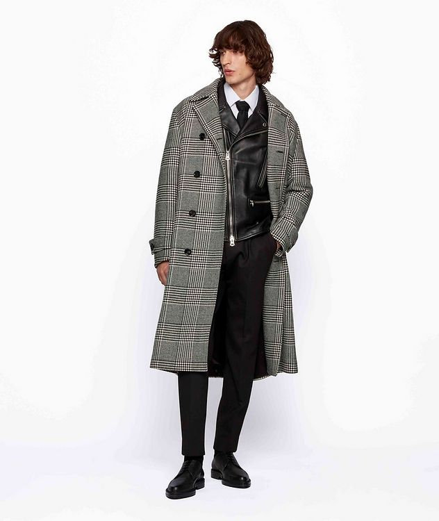 Godeon Double-breasted Wool Coat picture 4