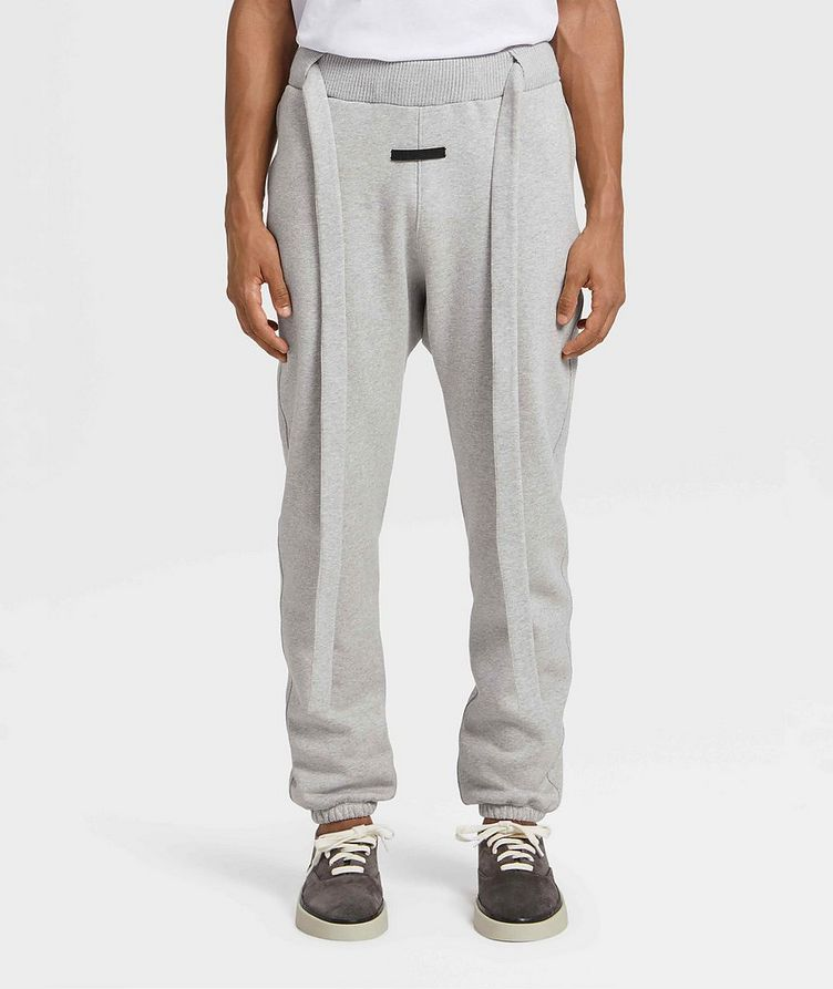 Wool Joggers image 2