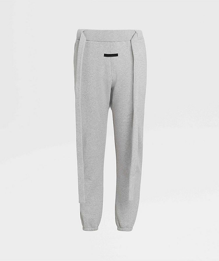 Wool Joggers image 0