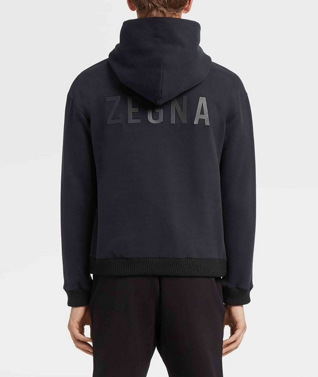 Cotton-Cashmere Hoodie picture 3
