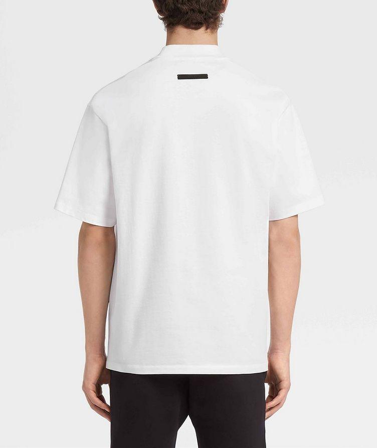 Printed Cotton T-Shirt image 3