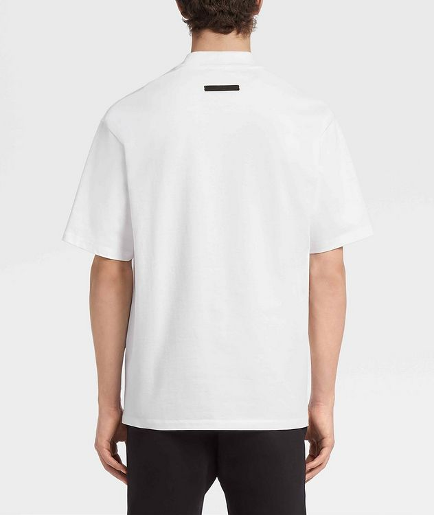 Printed Cotton T-Shirt picture 4