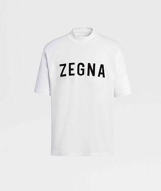 Fear of God Ermenegildo Zegna Printed Cotton T-Shirt