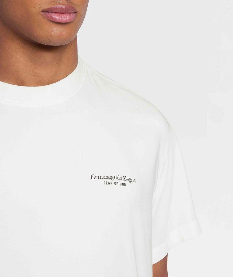T-shirt en jersey image 1
