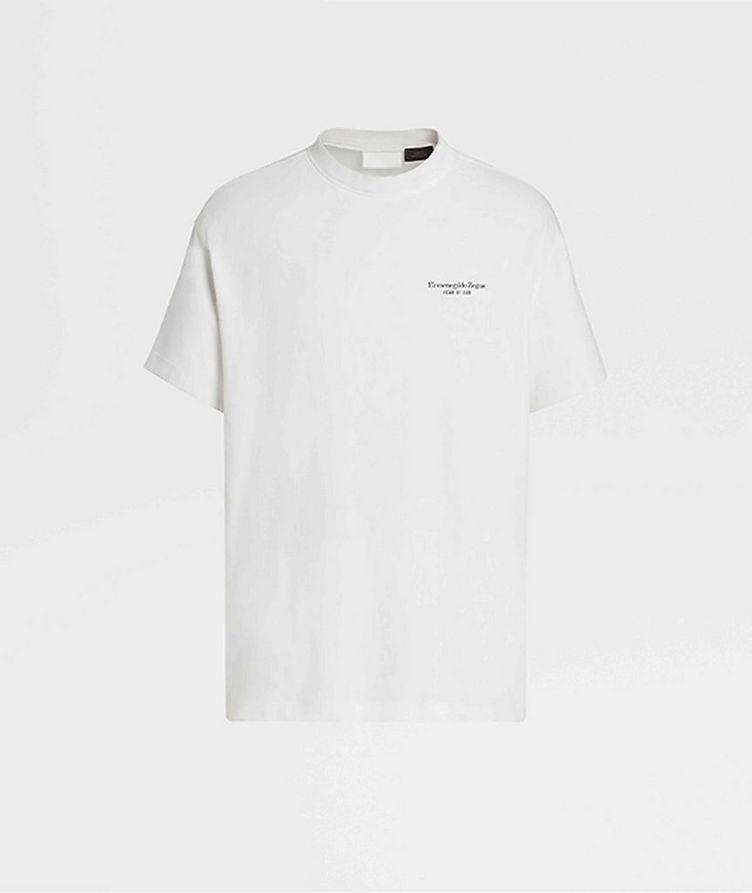 T-shirt en jersey image 0