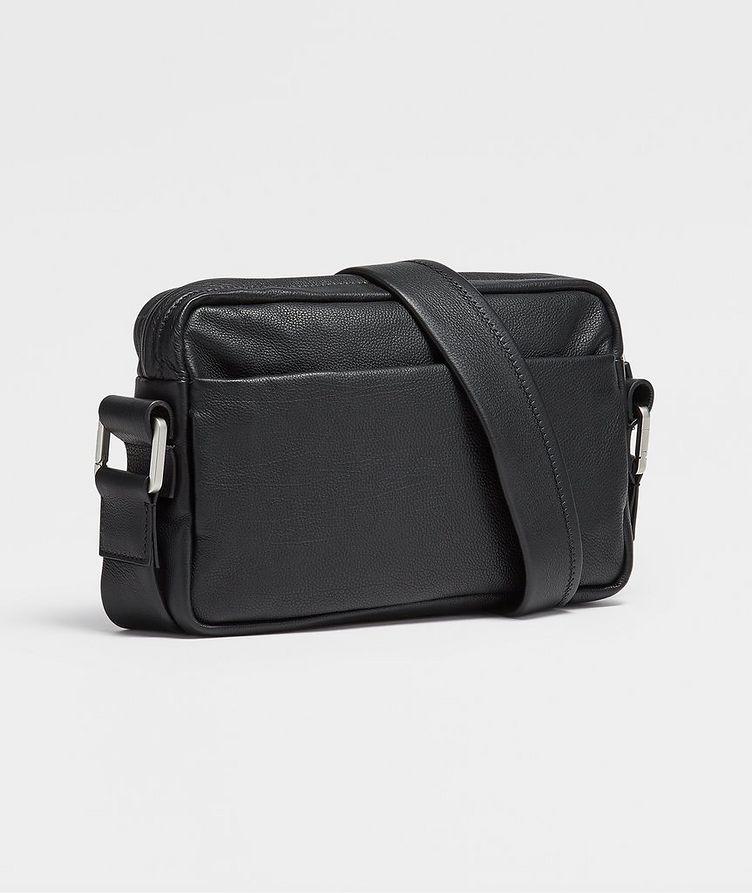 Leather Crossbody Bag image 1