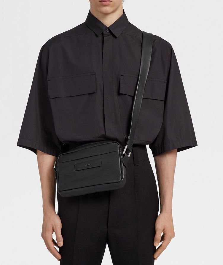 Leather Crossbody Bag image 2