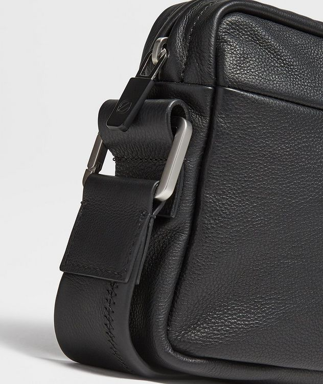 Leather Crossbody Bag picture 5