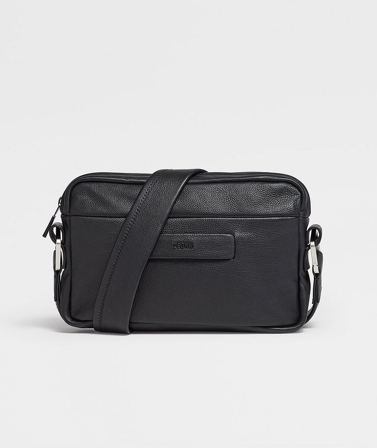Leather Crossbody Bag image 0