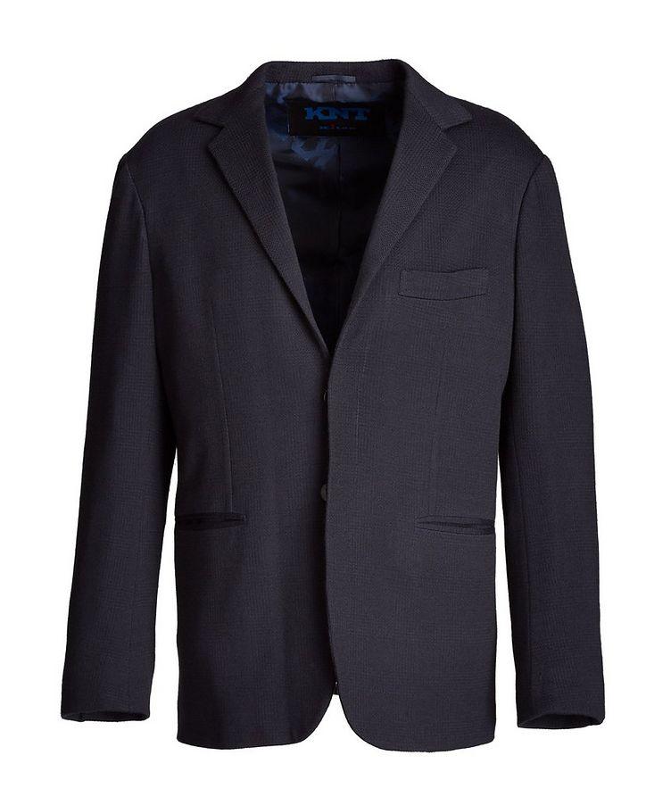 Contemporary Fit Cashmere-Cotton Sports Jacket image 0