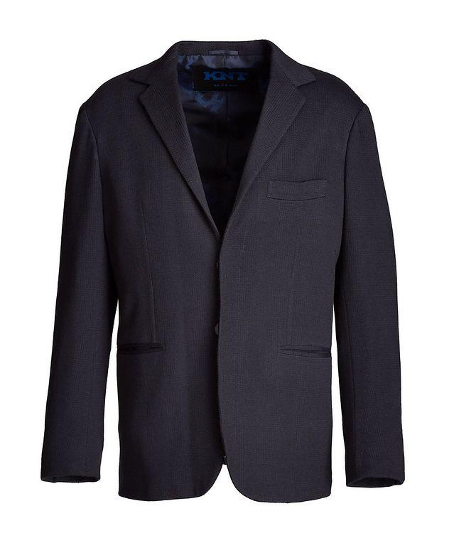 Contemporary Fit Cashmere-Cotton Sports Jacket picture 1