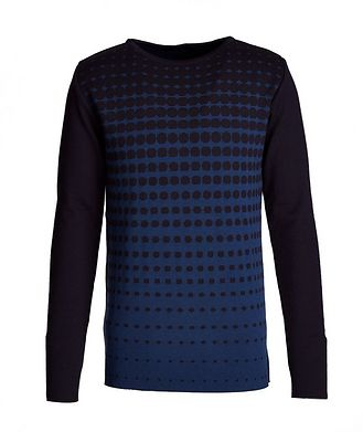 Kiton Cashmere-Wool Sweater