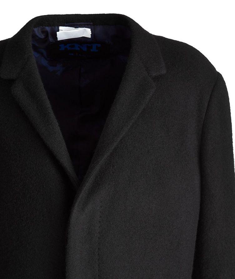 Cashmere-Blend Top Coat image 1