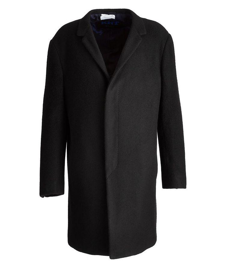 Cashmere-Blend Top Coat image 0