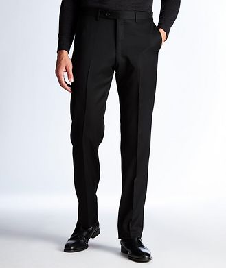 Harry Rosen Contemporary-Fit Wool Dress Pants