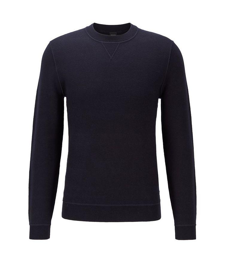 Mateo Reversible Sweater image 0