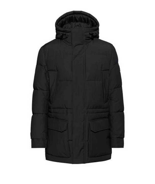 Water-Repellent Down Parka picture 1
