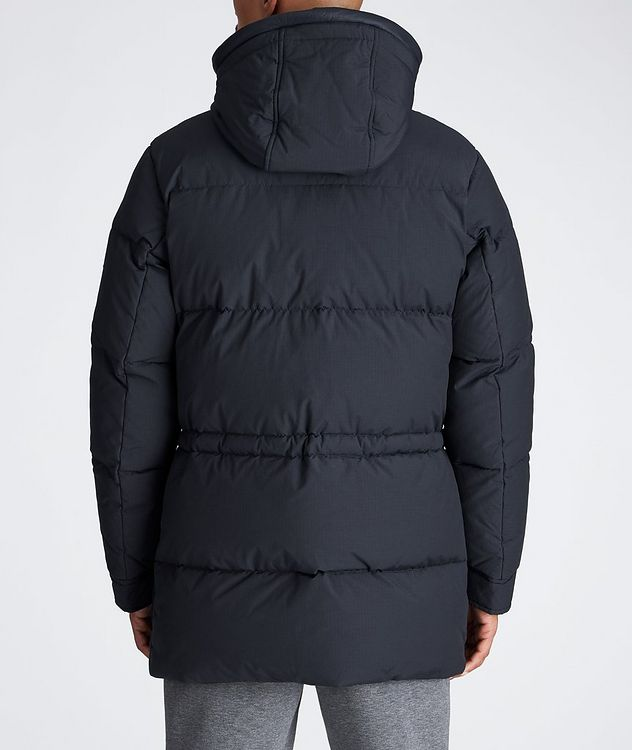 Water-Repellent Down Parka picture 3