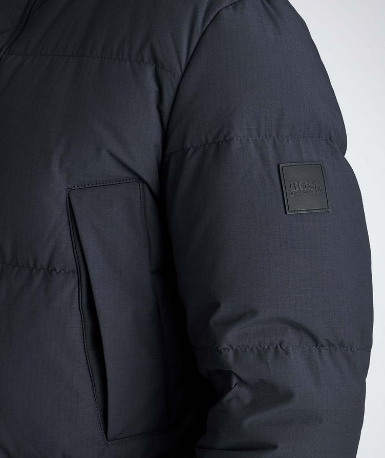 Water-Repellent Down Parka image 3