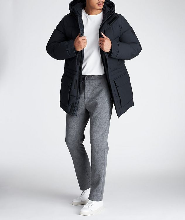 Water-Repellent Down Parka picture 6