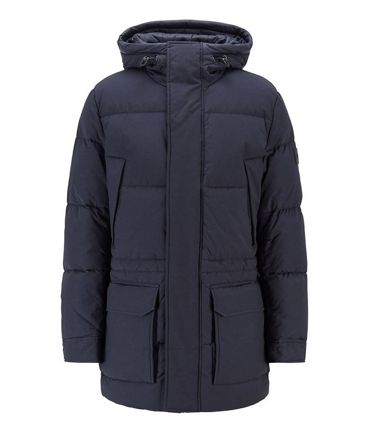 Water-Repellent Down Parka image 0