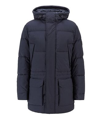 BOSS Water-Repellent Down Parka