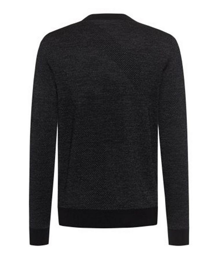 Maurillo Jacquard-Knit Sweater image 1
