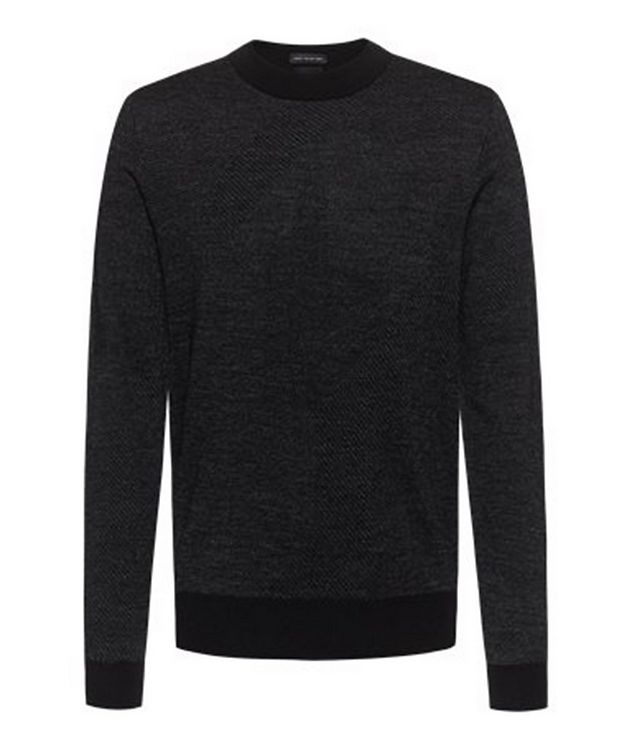 Maurillo Jacquard-Knit Sweater picture 1