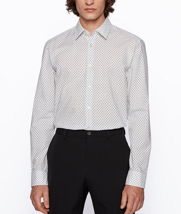 Ronni Cotton Dress Shirt picture 2