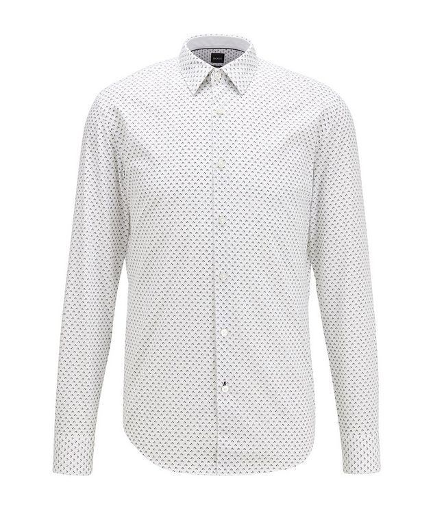 Ronni Cotton Dress Shirt picture 1