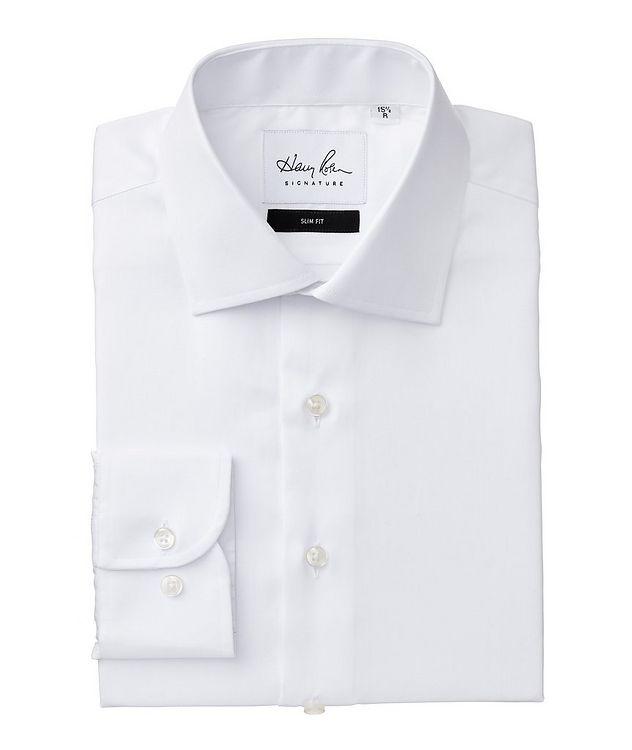 Slim Fit Cotton Dress Shirt picture 1