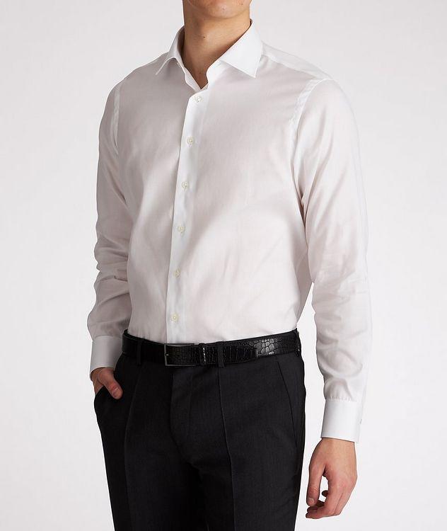 Contemporary Fit Cotton Dress Shirt picture 2