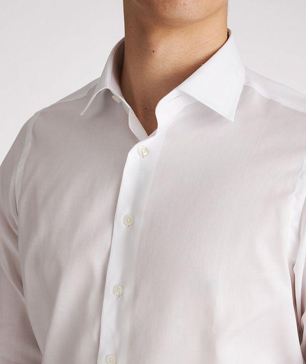 Contemporary Fit Cotton Dress Shirt picture 4