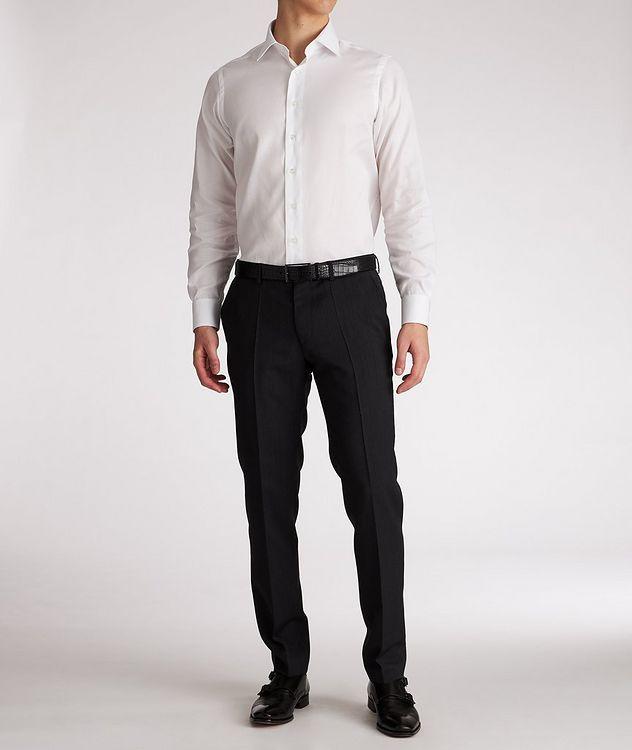 Contemporary Fit Cotton Dress Shirt picture 5