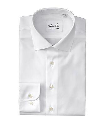 Harry Rosen Signature Contemporary Fit Cotton Dress Shirt