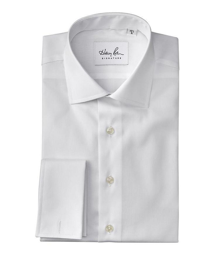 Chemise de soirée en coton de coupe contemporaine image 0