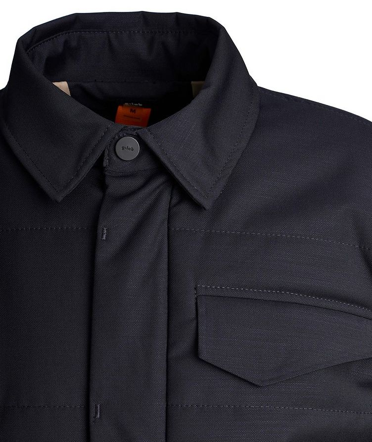 Craft Wool-Blend Shirt Jacket image 2