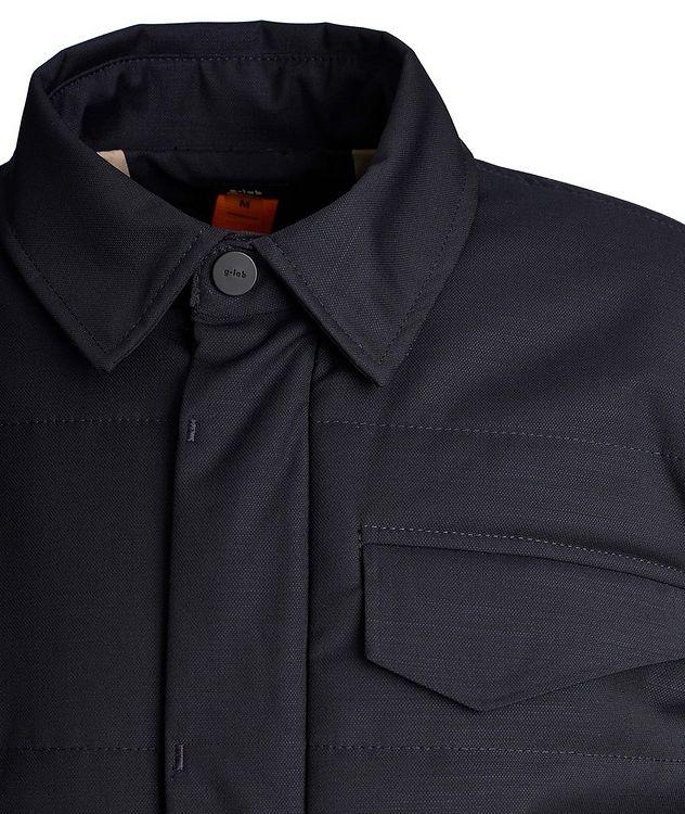 Craft Wool-Blend Shirt Jacket picture 3