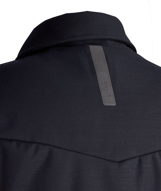 Craft Wool-Blend Shirt Jacket picture 5