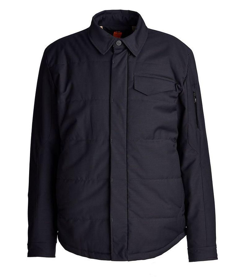 Craft Wool-Blend Shirt Jacket image 0