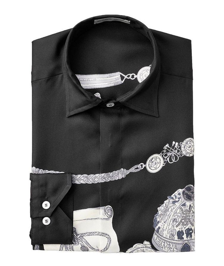 Military Silk Shirt  image 0